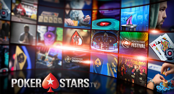 PokerStars App TV